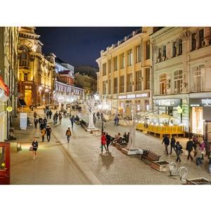 Москва вошла в топ-5 перспективных городов для ритейла в 2020 году