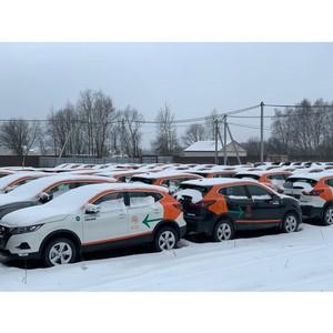 X-Lesing передал партию Nissan Qashqai каршеринговому сервису YouDrive
