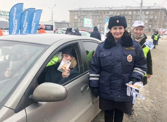 ГИБДД и «Балтика» организовали рейды против нетрезвого вождения