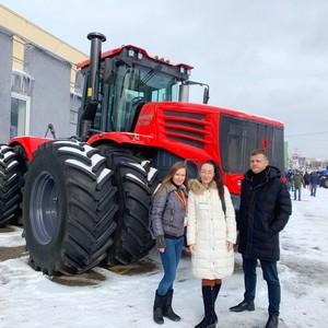 Интерлизинг принял участие в Волгоградском Агрофоруме-2020