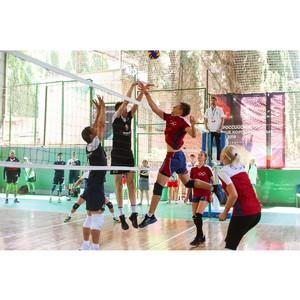 Волейболисты отметят День защитника Отечества на спортивной площадке