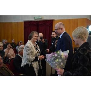 В Кирове поздравили ветеранов с Днём защитника Отечества