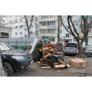 ОНФ просит власти перенести площадку ТКО четырех домов в Воронеже