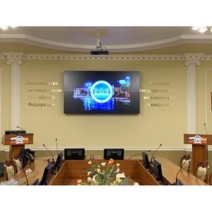 EliteBoard в Курском государственном медицинском университете