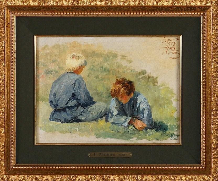 Картины лучших русских живописцев продадут на аукционе в Москве