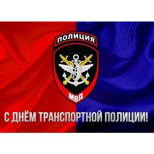 18 февраля - День транспортной полиции России