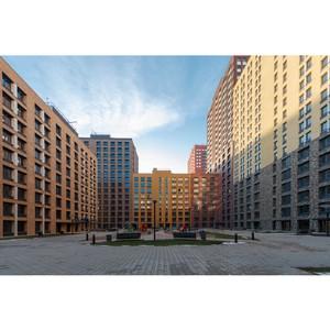 190 квартир принято собственниками в I ПК микрорайона «Домашний»