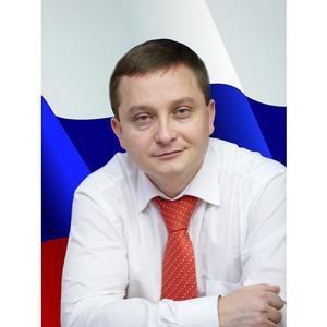 Российский политик Роман Худяков. Биография
