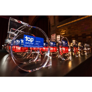DHL признана «Лучшим работодателем» 2020 по программе Top Employer