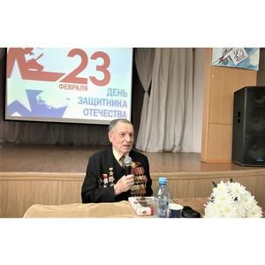 Карельские активисты ОНФ организовали встречи школьников с ветеранами