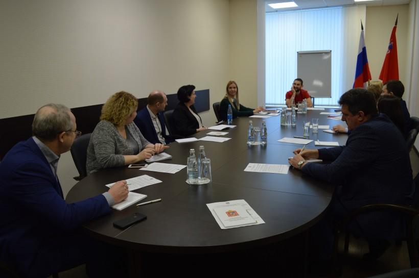 Фото: сайт Уполномоченного по защите прав предпринимателей в Московской области.