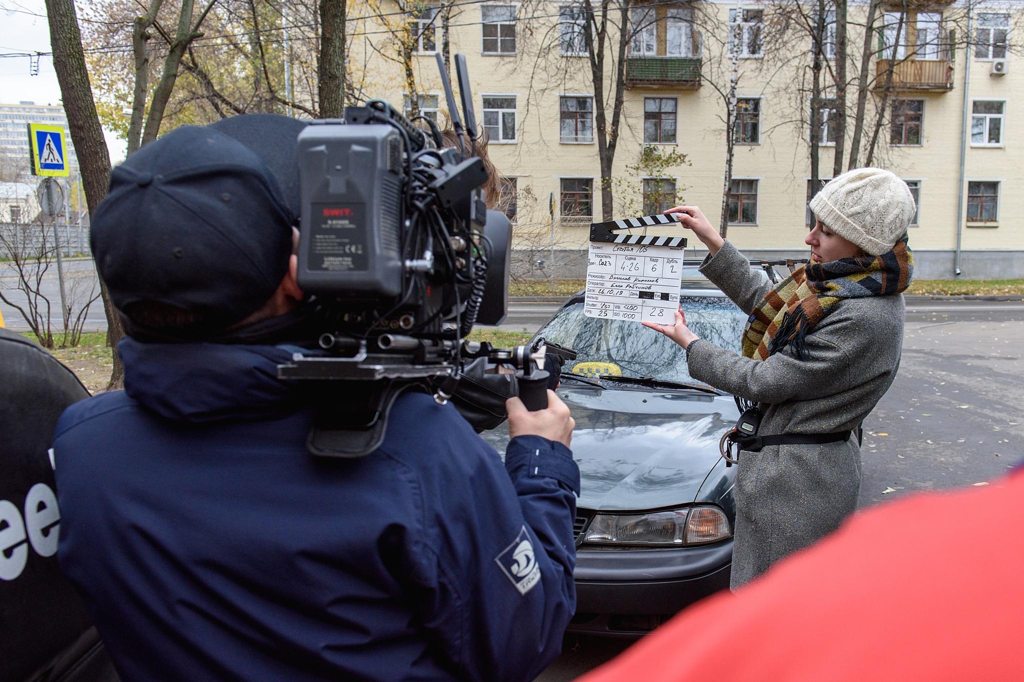 «Киностудия КИТ» завершила съёмки сериала «Статья 105»