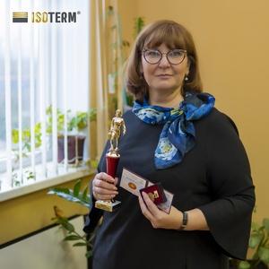 Нестерова В.С. победила в конкурсе