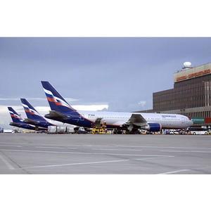 Россия приостановила международное авиасообщение