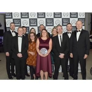 Smurfit Kappa удостоилась пяти наград Nestle Supplier Awards
