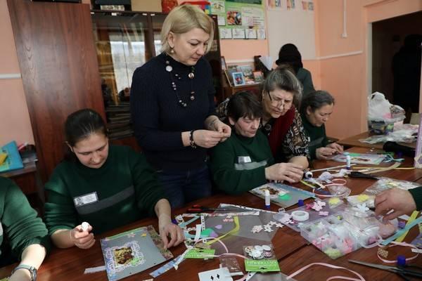 """В кузбасской колонии стартовал социальный проект """"Жизнь продолжается"""""""
