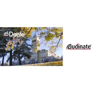 Лектории университета Юты используют Dante и Dante Domain Manager