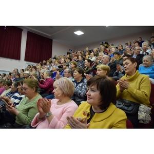 Концерт «Очарование весны и женщины» в Доме Дружбы народов Чувашии