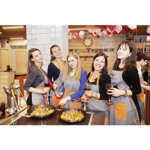 Кулинарные праздники и мастер-классы со скидкой 30% от Вкусотеррии