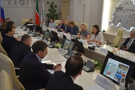 В РТ обсудили вопросы развития промышленных зон  в границах Казани