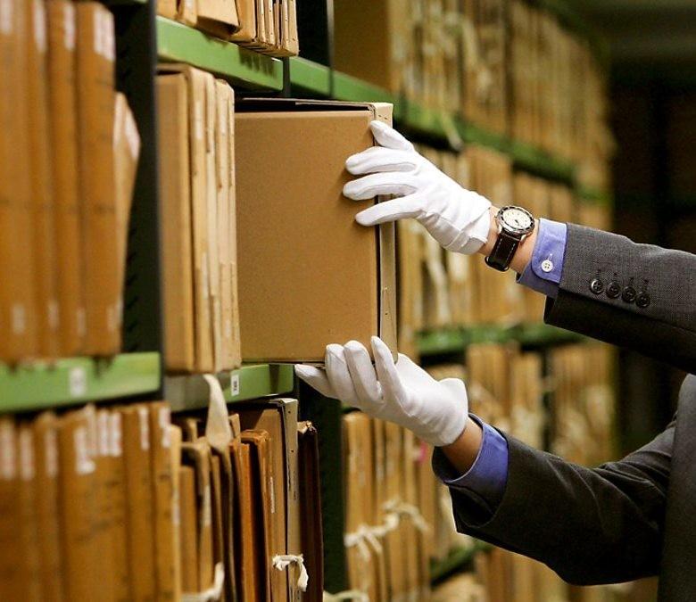 10 марта - День архивов в России
