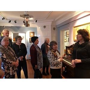 Культурный центр в Ново-Молоково устроил экскурсию в Музей Чайковского