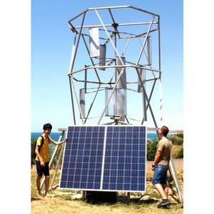 В СевГУ научились получать еще больше энергии ветра и солнца