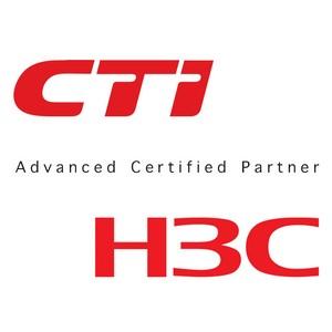 H3C наделил компанию CTI высшим статусом - Advanced Certified Partner