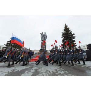 Годовщину создания УДТК отметили в Екатеринбурге