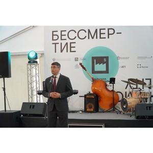 Прошедшее в Екатеринбурге биеннале – победитель премии