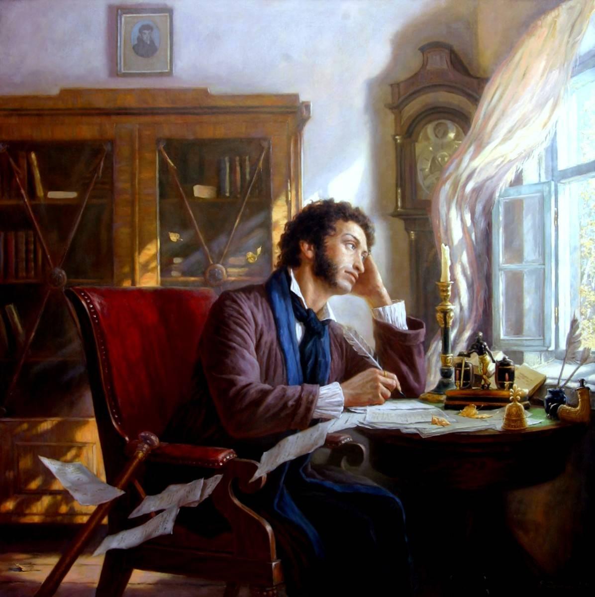 Пушкин на карантине: чем занимался поэт, спасаясь от холеры в Болдине?