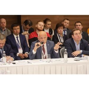 Голос бизнеса. Уральская ТПП участвует в «Большом открытом диалоге»