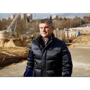 Игорь Маковский: работа с производителями - залог энергобезопасности