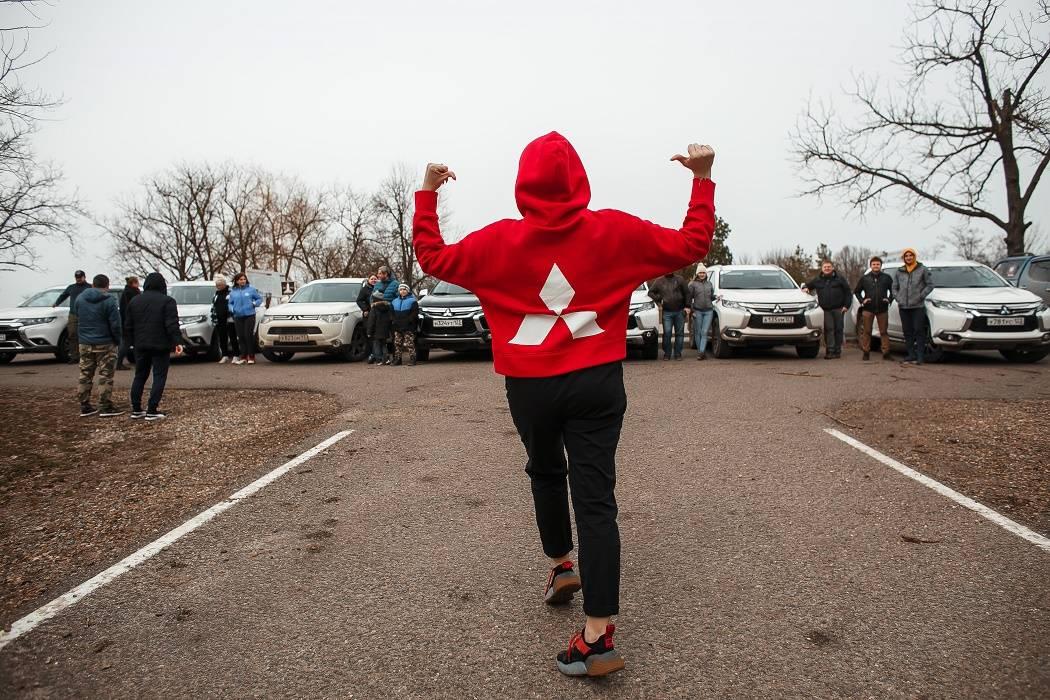 Mitsubishi Ключавто сбежал из городаКраснодар
