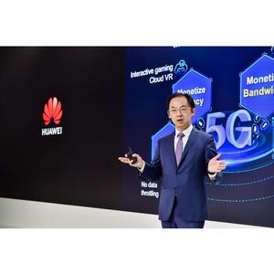 Анонсы Huawei на февральской презентации в Лондоне