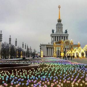 Культурная программа и много цветов: как пройдет 8 Марта на ВДНХ