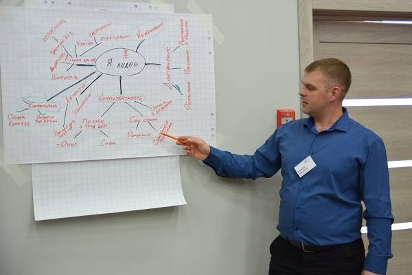 Кадровый резерв «Евроцемент груп» прошел обучение лидерству