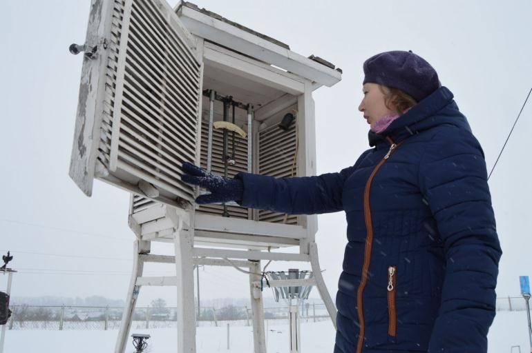23 марта - День работников гидрометеорологической службы России