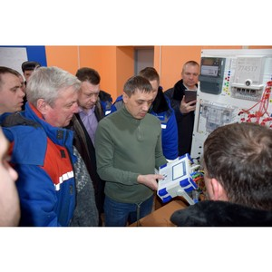 Энергетики Владимирэнерго приняли участие в семинаре