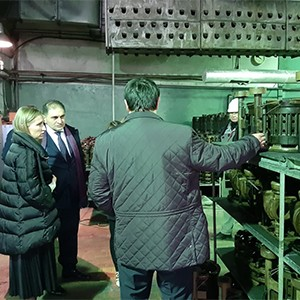 Апгрейд производственных планов: визит министра инвестиций МО на БЛМЗ