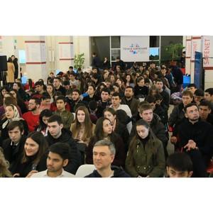 700 студентов КБГУ участвуют в программе стартап-диплом