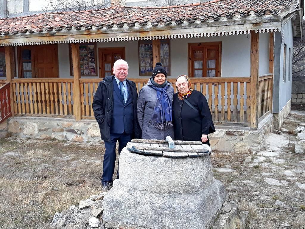 Село  Чернополье (Карачоль).