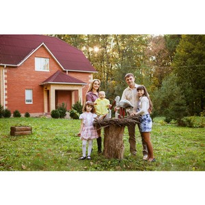 Средний чек по сельской ипотеке в Новосибирской области - 2,5 млн руб