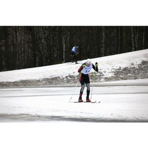 Рязаньэнерго провел лыжную гонку среди работников предприятия