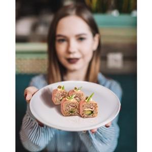Сеть японских ресторанов Нияма в Москве выпустила Гречка ролл