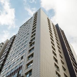 Ремонт вентилируемых фасадов — современный способ защиты зданий