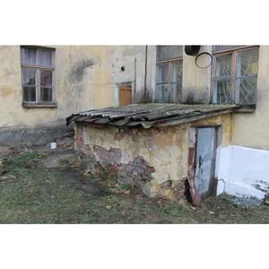 ОНФ призвал власти отремонтировать школу в Углянце Воронежской области