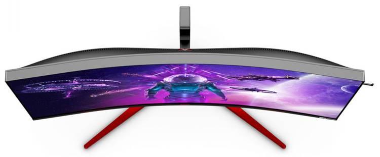 Новый сверхширокий игровой монитор AOC AGON AG353UCG