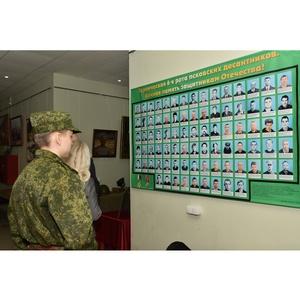 В Кирове открыта выставка «Рота уходит на небо»