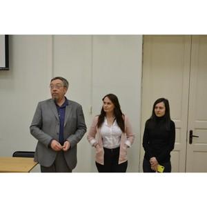 Мастер-класс по гостеприимству от выпускниц РГПУ